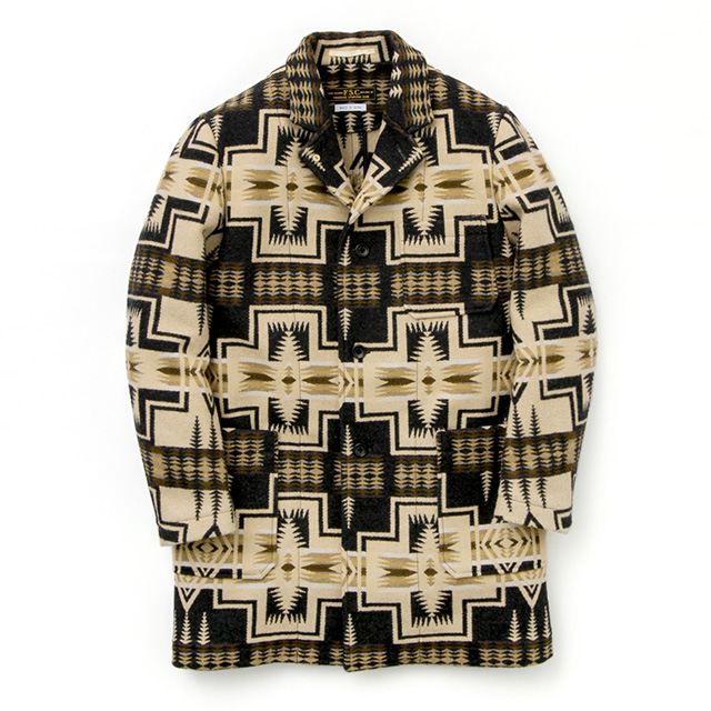PENDLETON×FSC SHOP COAT