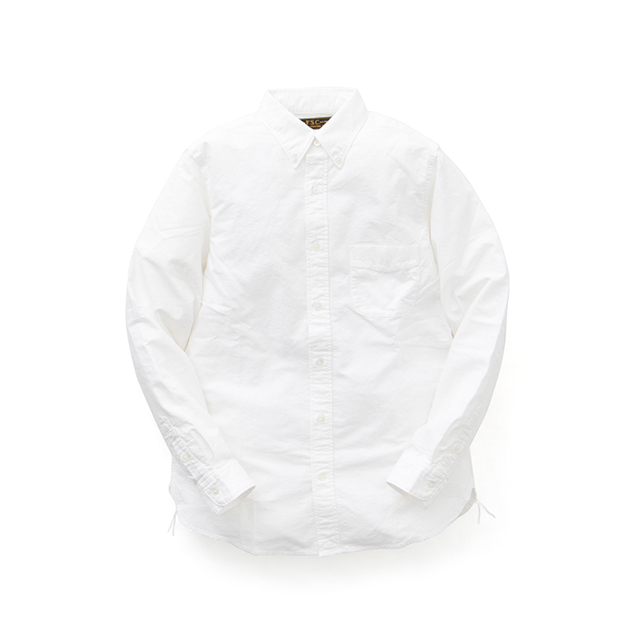 PERUTIAN OXFORD BD SHIRT
