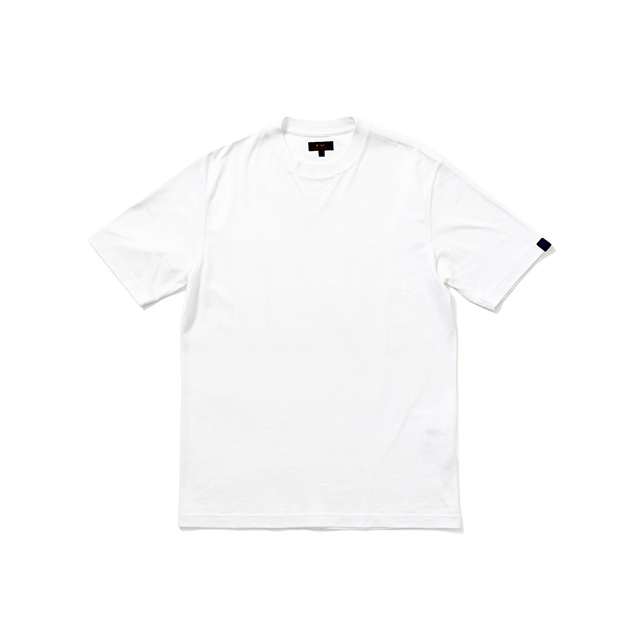 FSC x LOOPWHEELER SHORT SLEEVE T-SHIRT