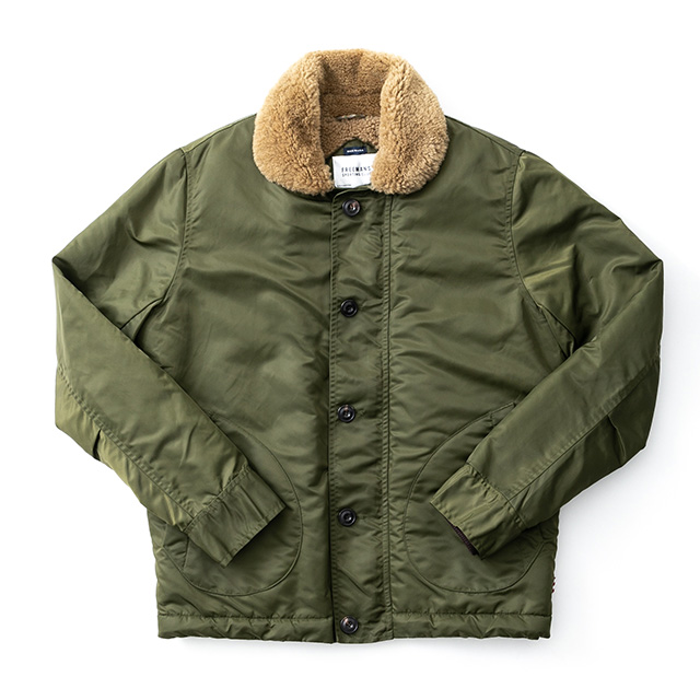 SHEARING DECK JACKET