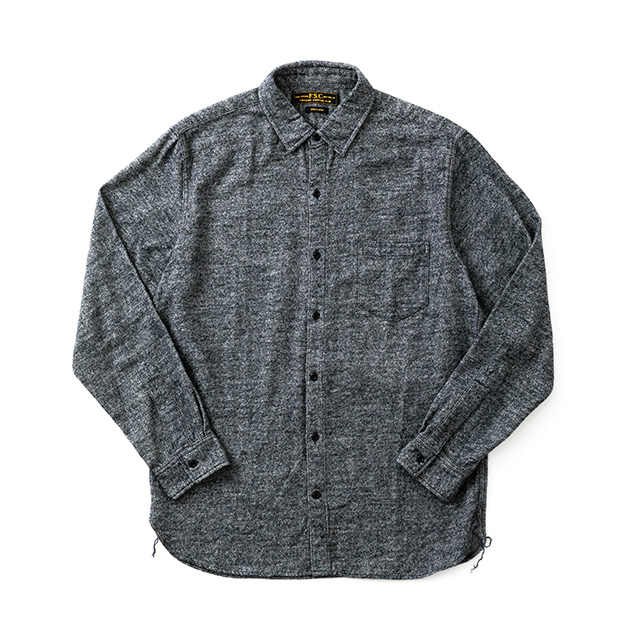 TWIST HEATHER FLANNEL CS1