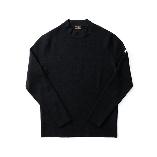 MILANO RIB MOCK NECK