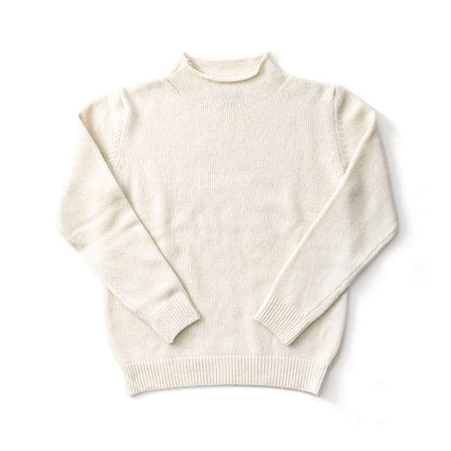 ROLL NECK KNIT