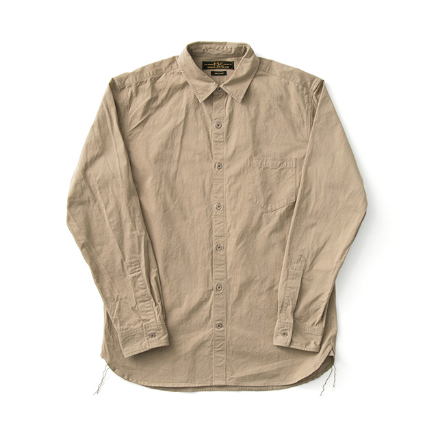 FREEMANS SPORTING CLUB JP TWILL WORK SHIRTS