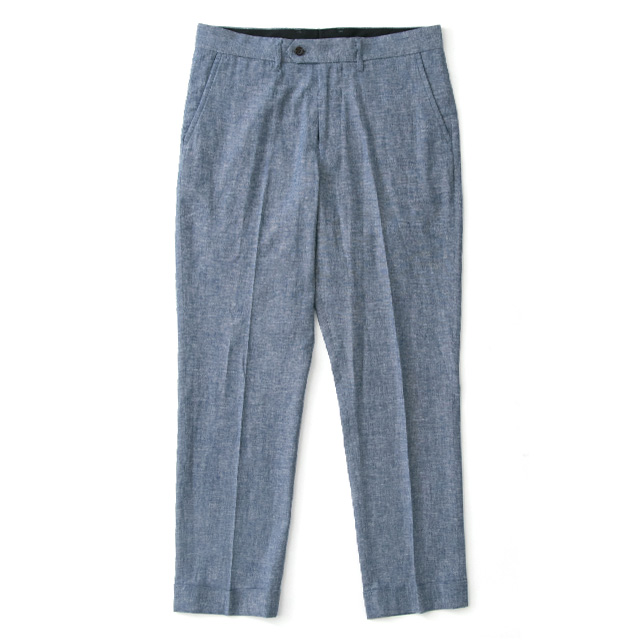CL CHAMBRAY BASIC TROUSER