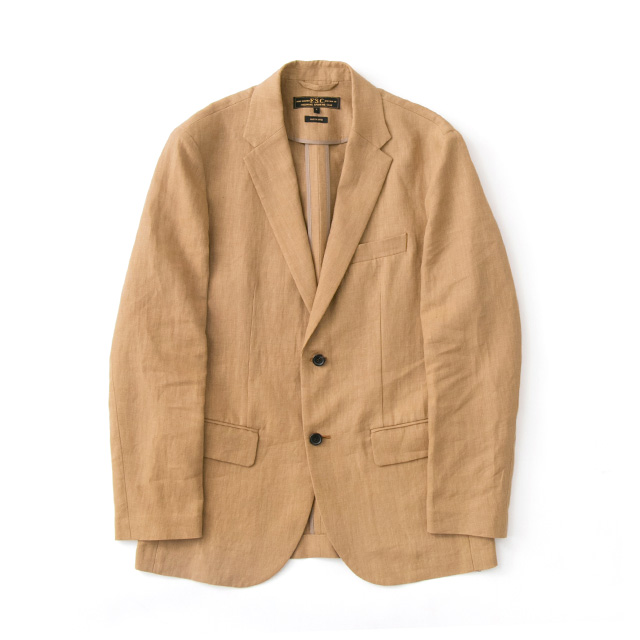 LINEN CLOTH JACKET
