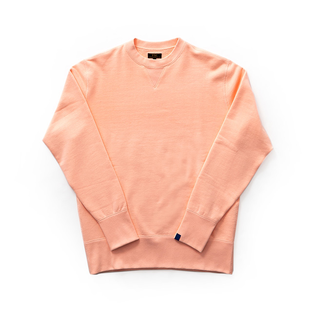 FSC x LOOPWHEELER CN SWEAT