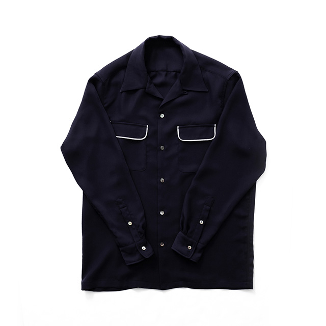 POLY CLOTH BOX SHIRT