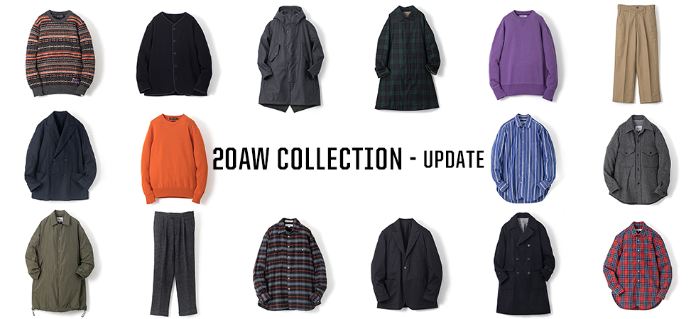COLLECTION 2020 A/W