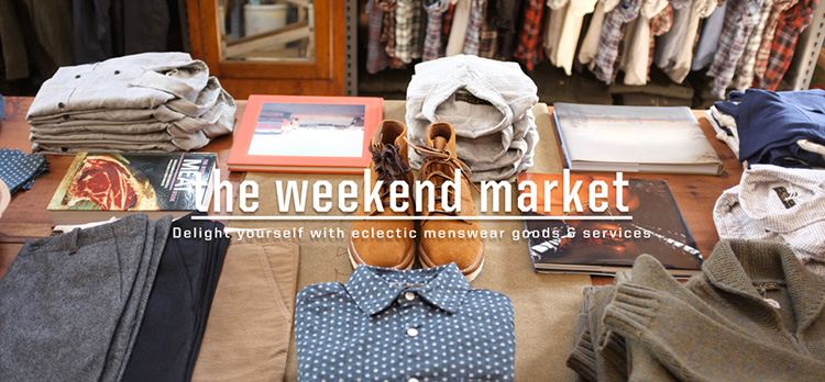 THE WEEKEND MARKET at FREEMANS SPORTING CLUB - TOKYO