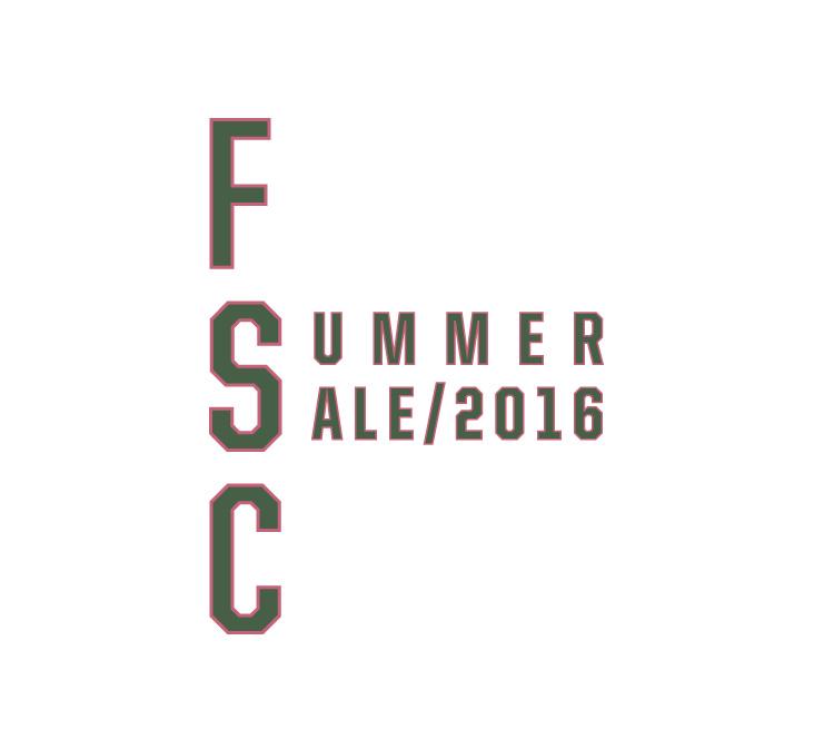 2016 SUMMER SALE