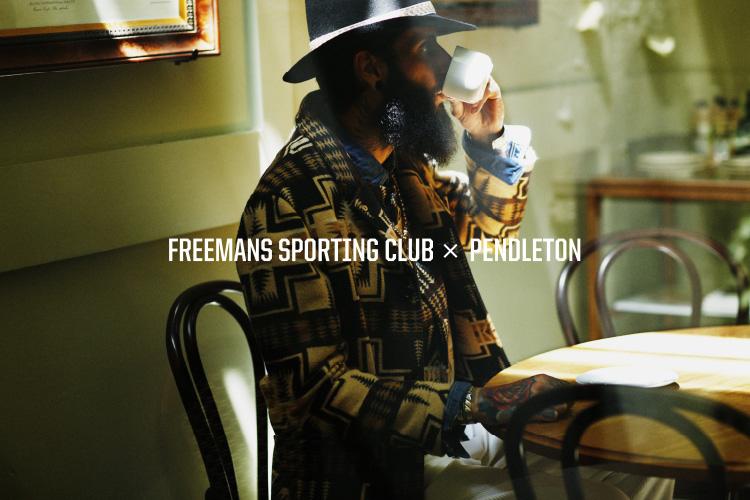 FREEMANS SPORTING CLUB × PENDLETON