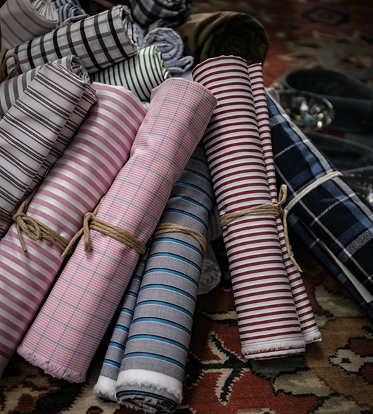 PATTERN ORDER SHIRTS & VINTAGE SUITS FAIR