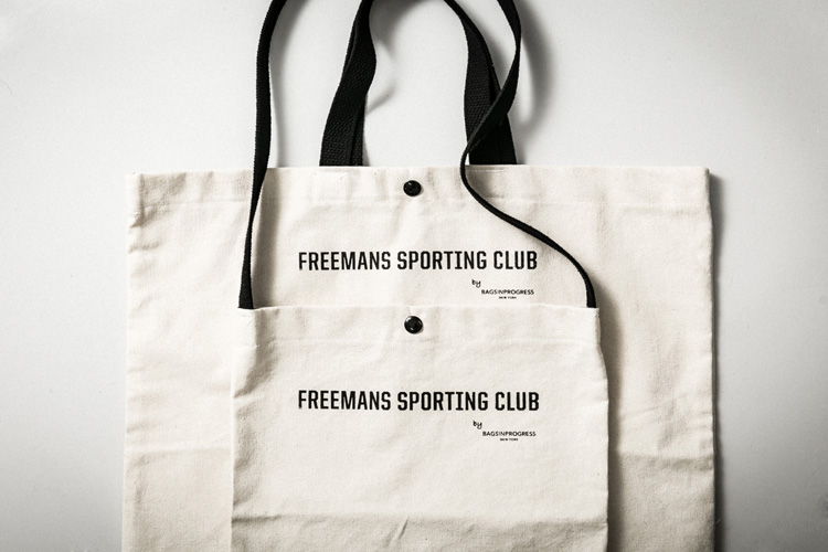 FREEMANS SPORTING CLUB × BAGSINPROGRESS