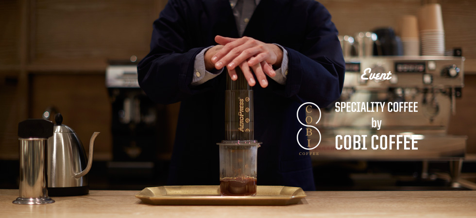 SPECIALITY COFFEE by COBI COFFEE