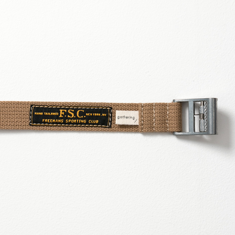 FSC × Honor gatering BELT