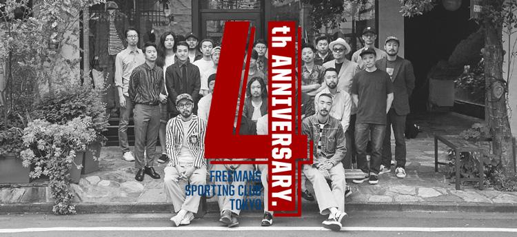 TOKYO 4th ANNIVERSARY