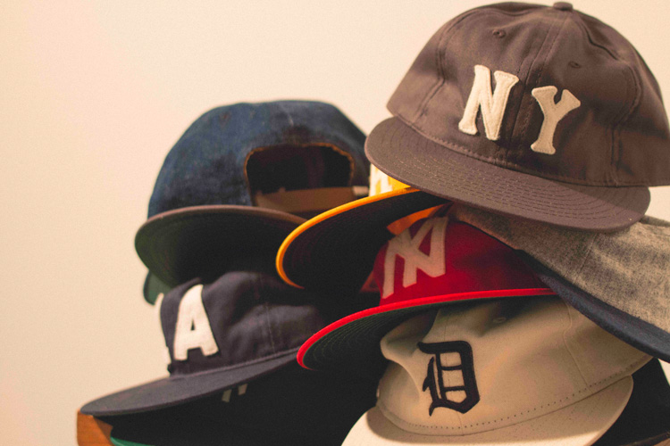 EBBETS FIELD FLANNELS POP-UP SHOP