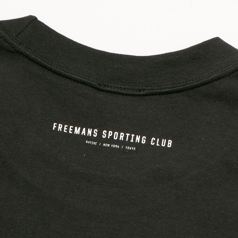 73 OUTFITTERS × FREEMANS SPORTING CLUB TEE