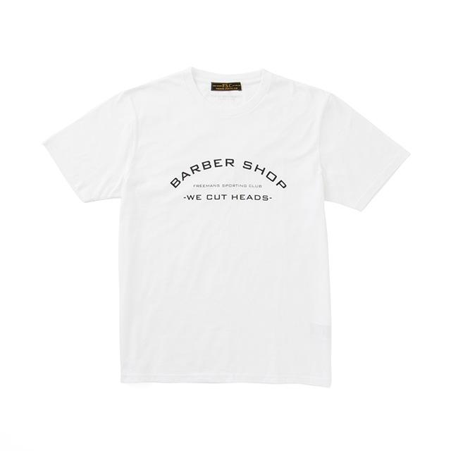 BARBER TEE -B-