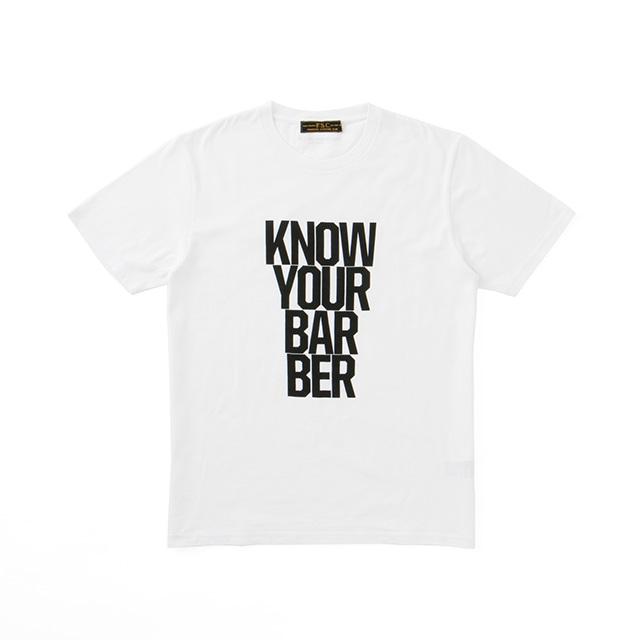 BARBER TEE -D-