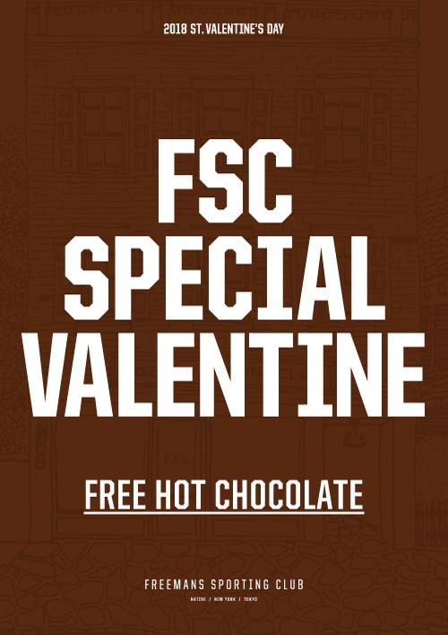 FSC SPECIAL VALENTINE
