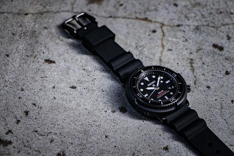 SEIKO PROSPEX Diver Scuba LOWERCASE Special Edition FREEMANS SPORTING CLUB Exclusive Model
