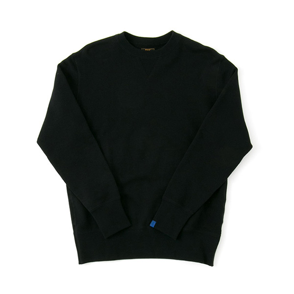 FREEMANS SPORTING CLUB × LOOPWHEELER CREW NECK SWEAT