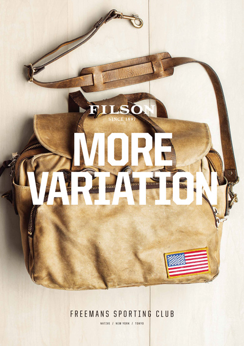 FILSON MORE VARIATION