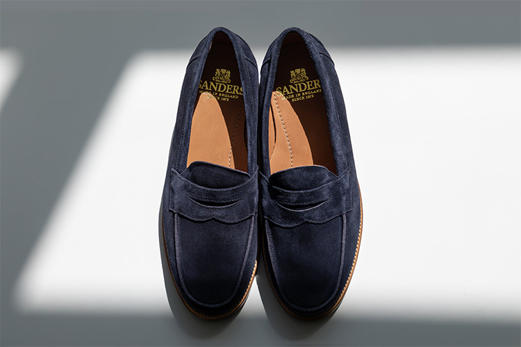 FSC x SANDERS SADDLE LOAFER
