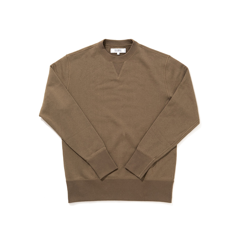 FREEMANS SPORTING CLUB x LOOPWHEELER CREW NECK SWEAT