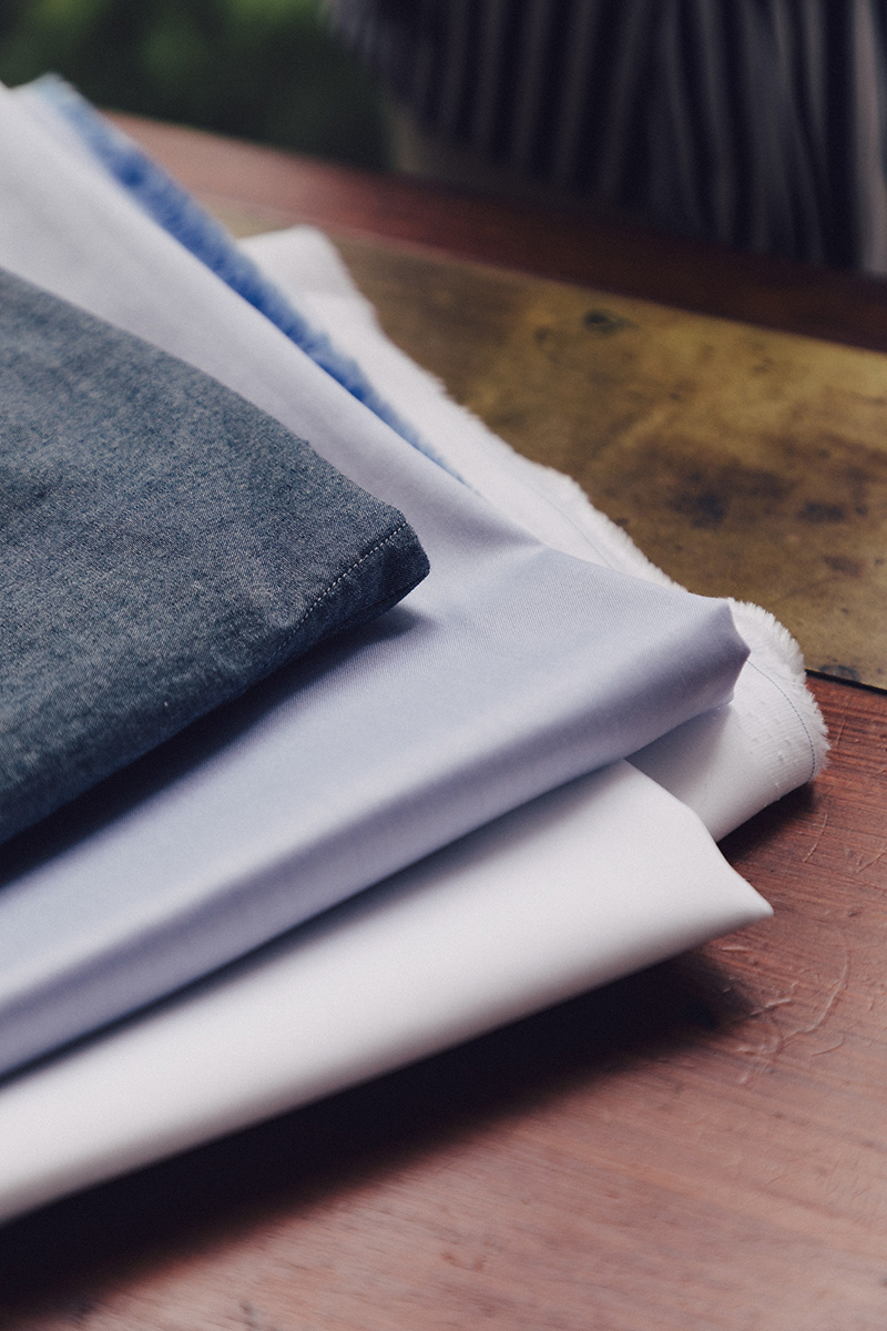 パターンオーダーシャツ イメージ